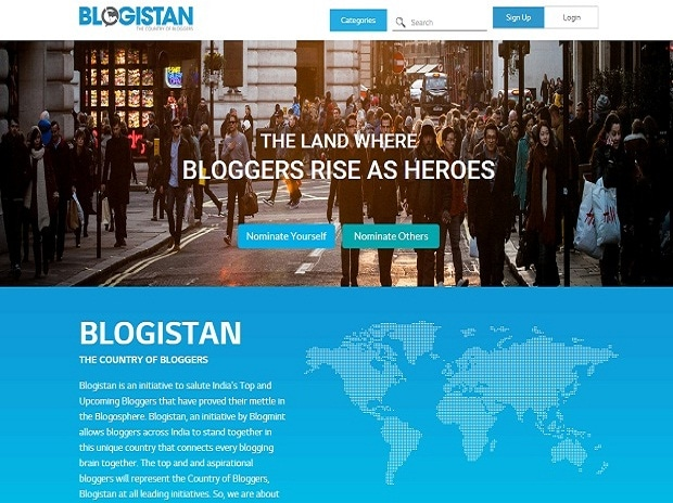 Blogmint launches a 'Blogistan' campaign