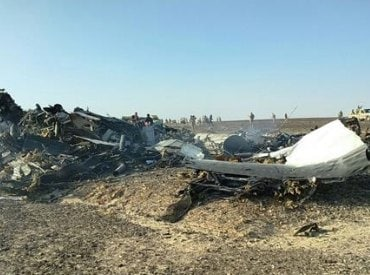 Investigators probe Russian jet crash in Egypt amid IS claims