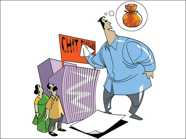 Chit funds can't be treated as fund management, says SC against CBEC's plea