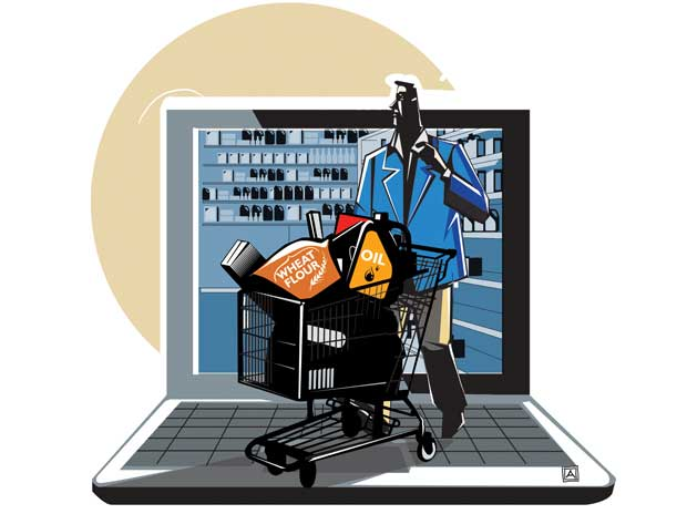Flipkart expands reach of grocery delivery service