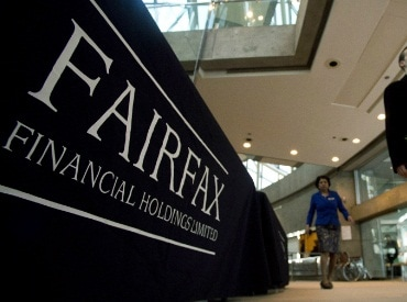 Fairfax to buy 49.2% in Quantum Advisors