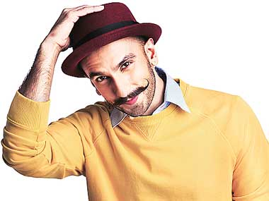 Ranveer Singh (Photo courtesy: Errikos Andreou)