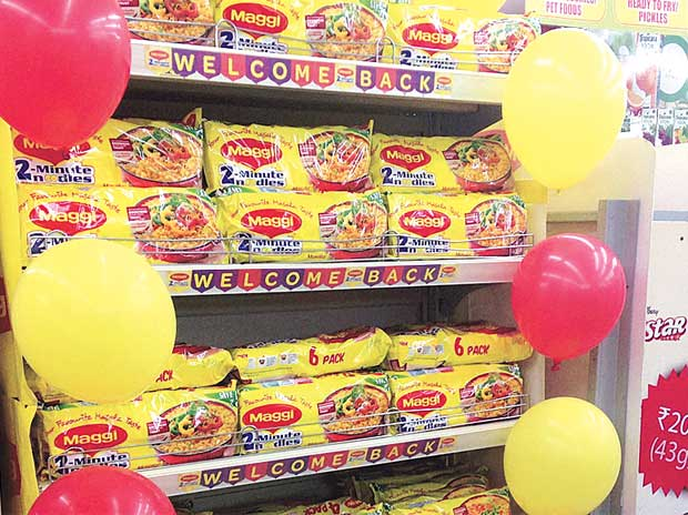 Nestle India launches iron-fortified Maggi noodle ...