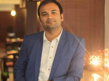 Vivek Bhargava is director and co-founder of Yuvi Hospitality Pvt Ltd.