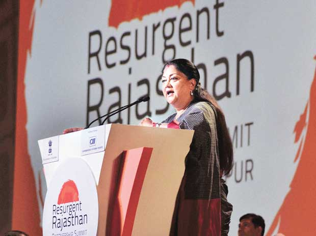 Resurgent Rajasthan sees proposals worth Rs 3.3 lakh cr