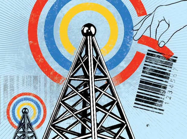 Govt expects Rs 55k cr from  telecom spectrum bid - Business Standard