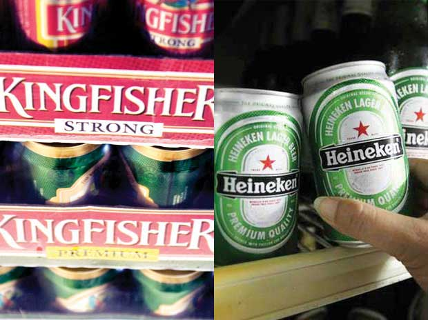 United Breweries, UB, Heineken, Kingfisher