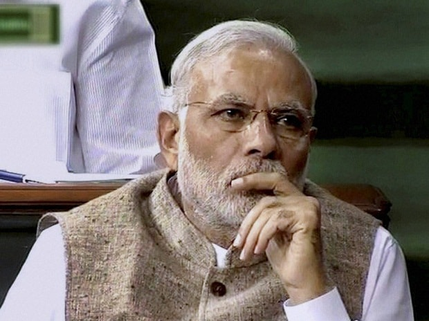 Govt has only one holy book 'Constitution': PM in Lok Sabha