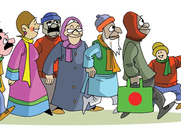 Health care, trade push number of Bangladeshi tourists to top spot