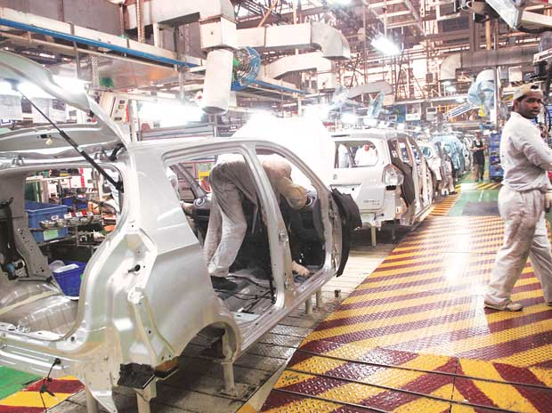 Maruti to spend Rs 15,000 cr to double sales infra in 5 years