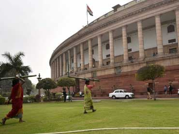 Government pins hope on Budget session to pass GST