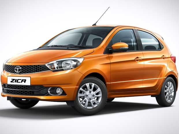 Zica will be Tata Motors' fourth launch in 16 months