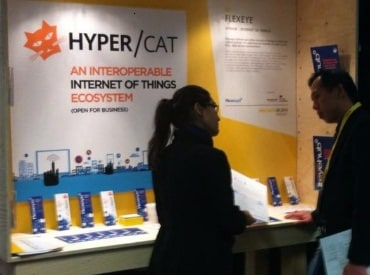 Flexeye launches incubator called HyperCat for startups in IoT space
