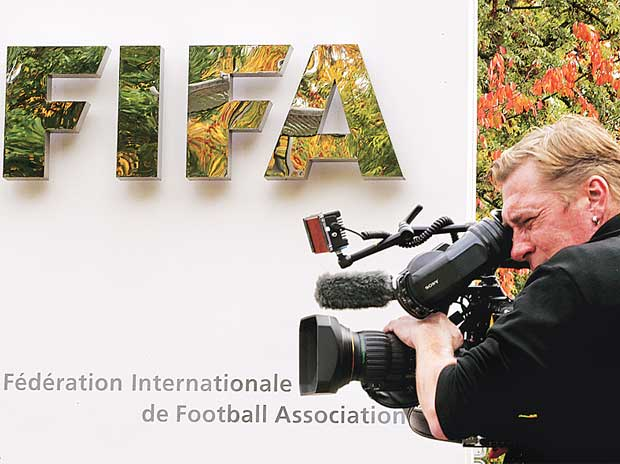 FIFA scandal: Asia official admits taking bribes