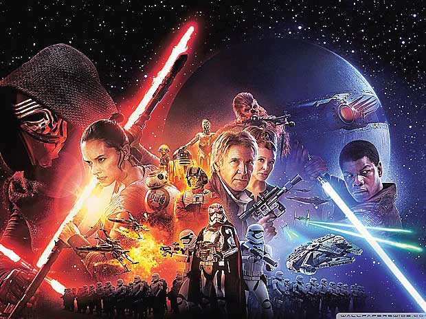 Star Wars Return of the revenue