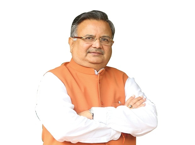 Raman Singh (Photo: Official website of the Chhattisgarh CM)