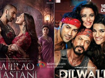 Satellite rights, overseas revenue to spur Bajirao, Dilwale into profitability