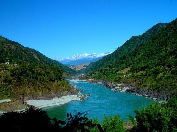 Wakro valley, Arunachal Pradesh
