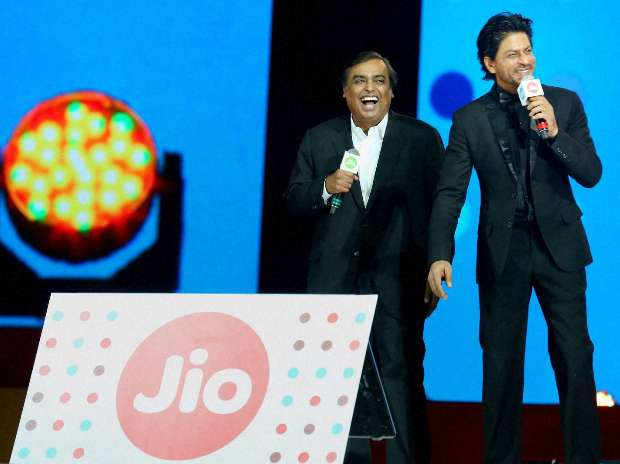 Image result for shahrukh jio ad