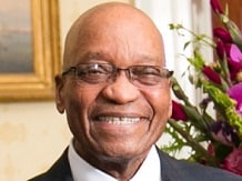 Jacob Gedleyihlekisa Zuma (Photo: Wikipedia)