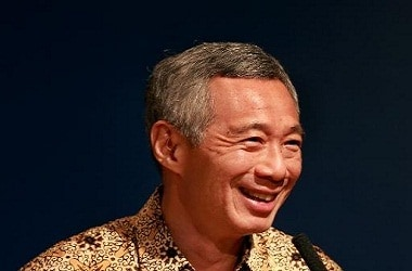 Lee Hsien Loong (Photo: Twitter)