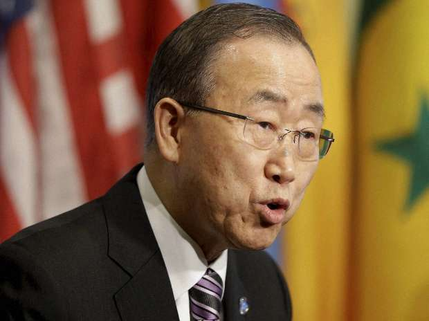 United Nations, Ban Ki-moon