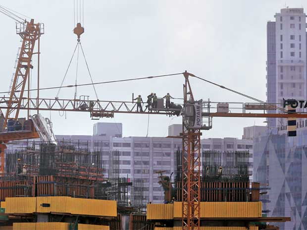 India's construction market to be third largest in the world by 2025