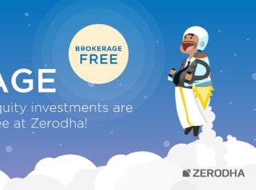 Zerodha aims at one mn trading clientele in 2 years