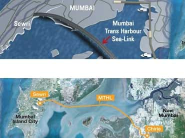Mumbai Trans-Harbour Link project