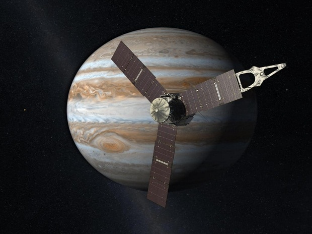 NASA, Juno mission, Jupiter