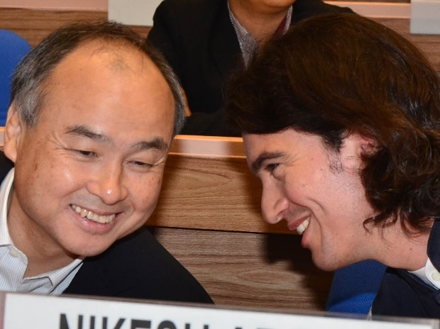 SoftBank to route big investments via giant $100 bn tech