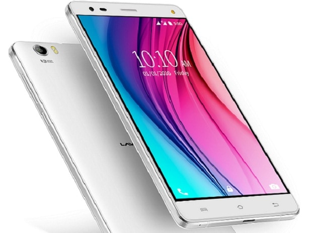 Lava launches new smartphone at Rs 5,499