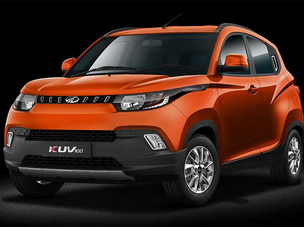 Mahindra Shrinks The Suv Business Standard News
