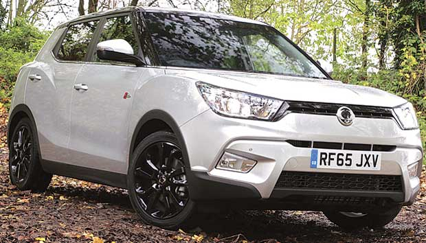 Mahindra & Mahindra steers SsangYong to turnaround mode