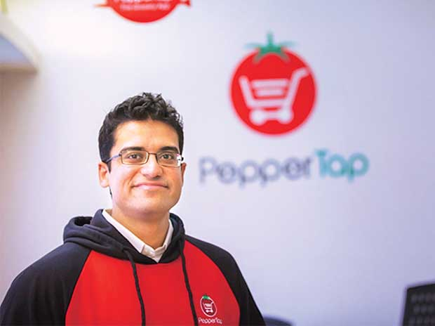 Technology, developed in-house, has been our key differentiator :   Milind Sharma, Co-founder, PepperTap