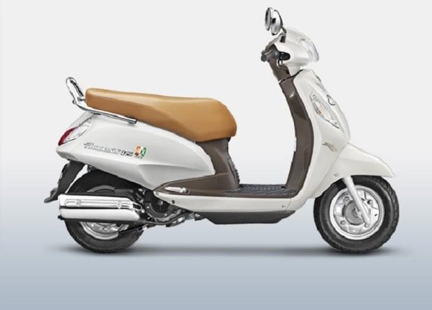 Suzuki Motorcycle unveils new Access 125, upgrades Gixxer