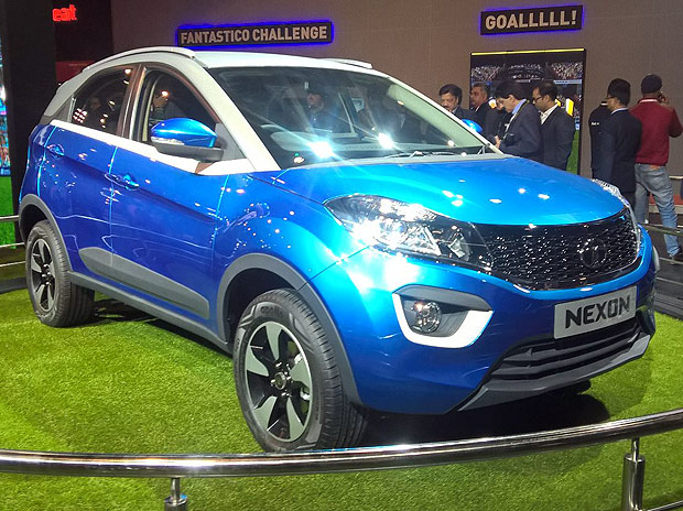 Nexon, which was unveiled at Auto Expo 2016 on February 3, is a sub-4 metre SUV powered by a 1.2 litre turbo charged petrol and a 1.5 litre diesel engine