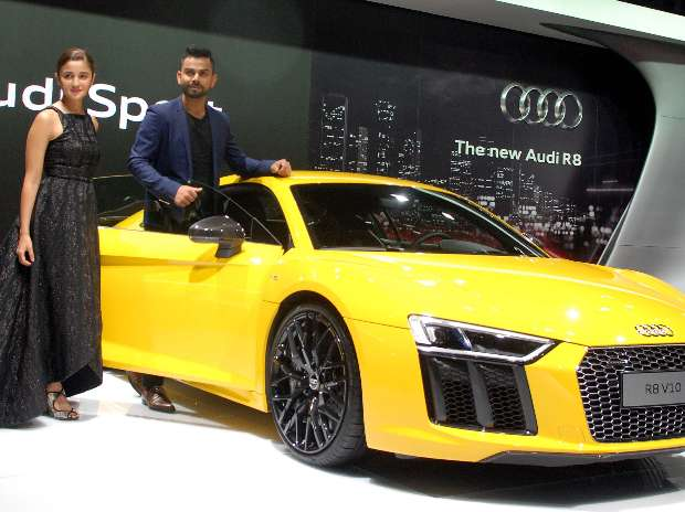 new car launches audiAudi launches new R8 V10 Plus for Rs 247 cr  Business Standard News