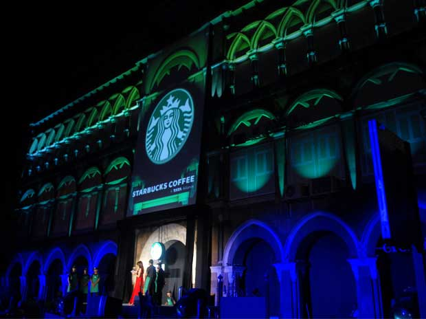 Starbucks steps up its India game