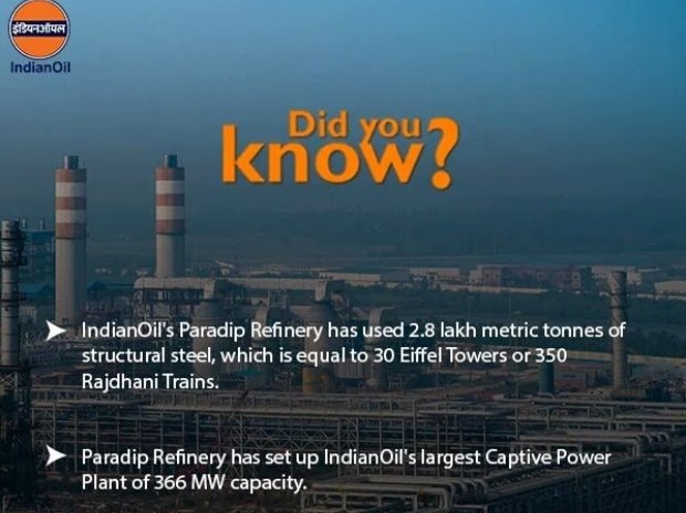 PM inaugurates Indian Oil's Paradip refinery