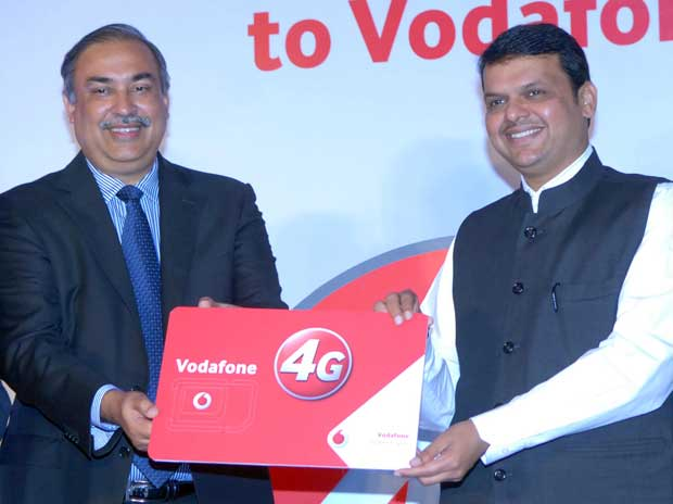 Vodafone launches 4G in Mumbai  on 1,800 MHz
