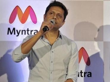 Myntra founder Mukesh Bansal quits Flipkart