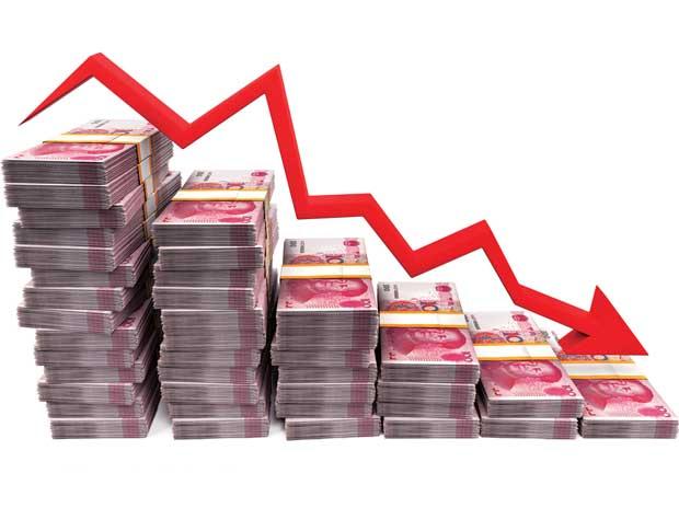 China says no basis for continued yuan fall