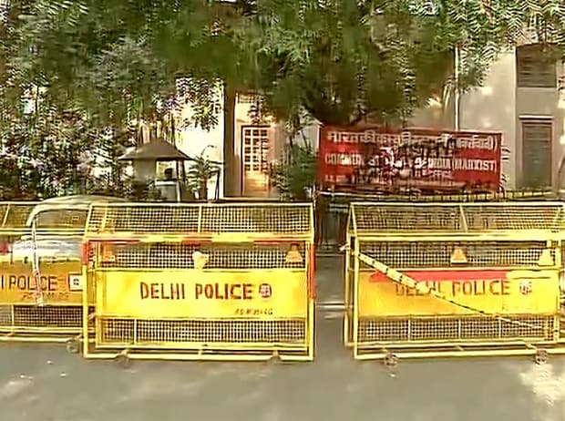 Yechury gets threat calls over JNU row, police launches probe