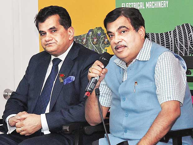 Make in India: Nitin Gadkari unveils grand plan for