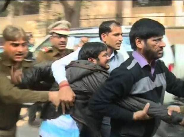 Kanhaiya Kumar was arrested on the charges of provoking youth in anti-national campaigns from JNU's campus