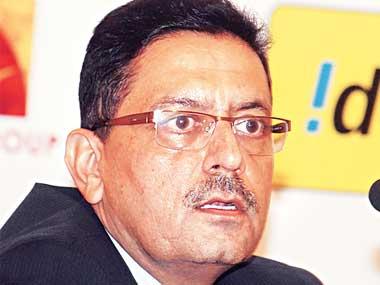 Idea Cellular Managing Director Himanshu Kapania