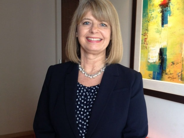 My message is Make In India Finance in UK: Harriett Baldwin