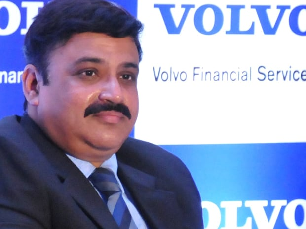 Santosh Aiyer, managing director, Volvo Asset Finance