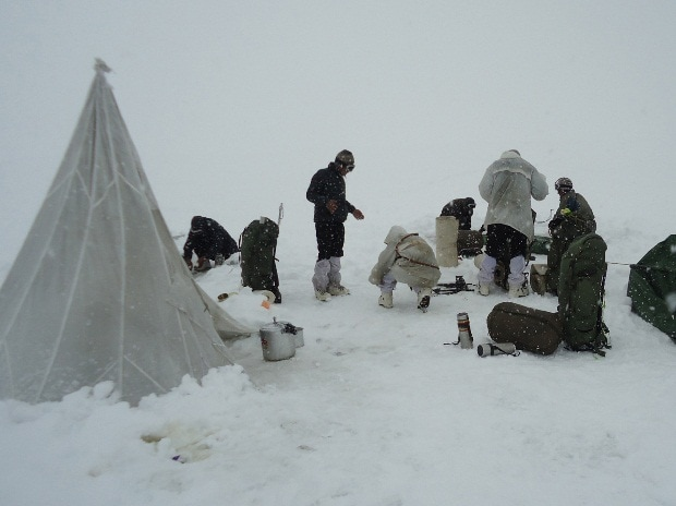 A soldier's life at Siachen